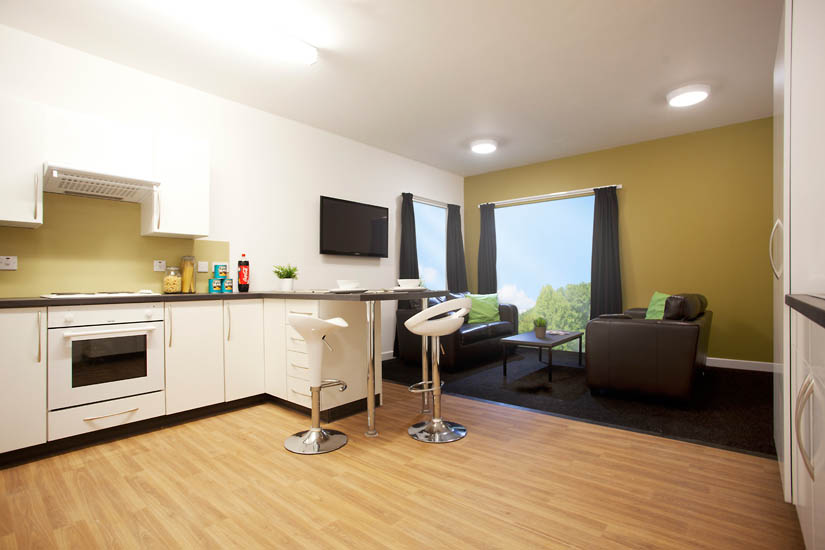 Russell view for Living room nottingham