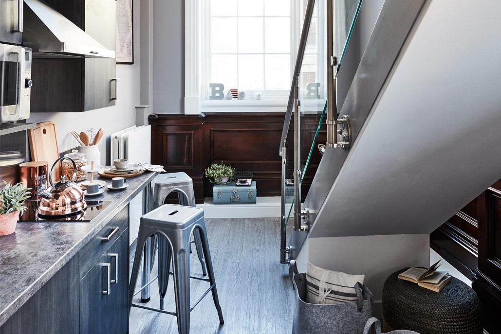 Plummer house - Mezzanine accommodatie ...